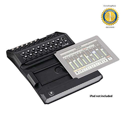 (Mackie DL1608 16-Channel Live Sound Digital Mixer with iPad Control )