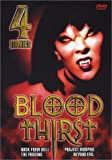 Blood Thirst 4 Movies (Back From Hell (1993) / Project Vampire (1993) / The Passing (1985) / Beyond Evil (1980))