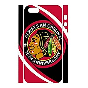 Comfortable Hockey Team Logo Antiproof Hard Plastic Phone Cover Skin For Iphone 5C Case Cover