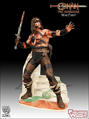 Conan The Barbarian: Series 1 Pit Fighter Conan 7-inch Action Figure Barbarian Action Figure Series