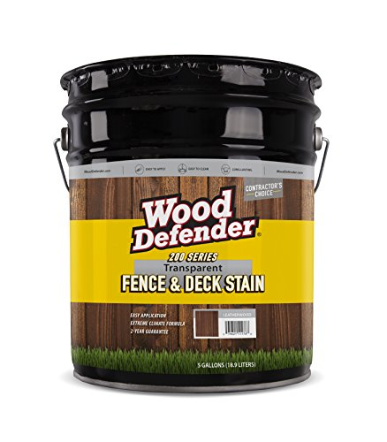 Series - Transparent Fence & Deck Stain- Oxford Brown- 5 Gallon ()