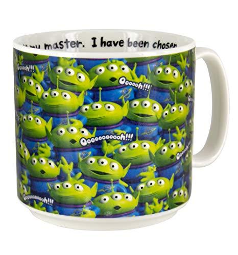 Disney Pixar Toy Story Aliens Heat Change Mug