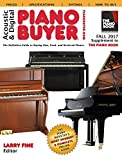 Acoustic & Digital Piano Buyer Fall 2017: Supplement to The Piano Book
