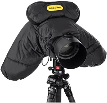 Ruggard DSLR Parka Cold and Rain Protector for Cameras and Camcorders