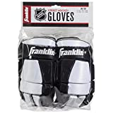Franklin Sports NHL Junior SX Pro HG 150 Gloves, Small/10-Inch/25.4cm