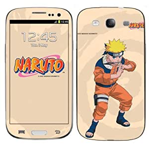 Diabloskinz B0079 - 0062-0052 vinilo adhesivo para Samsung Galaxy S3 Naruto v2