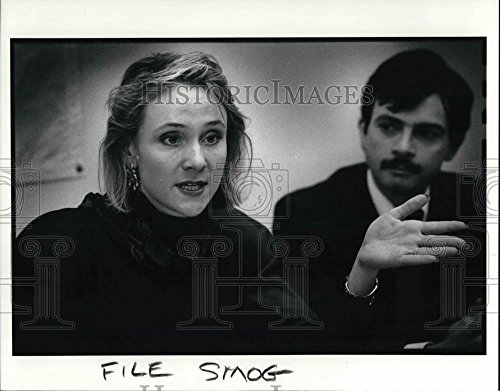 1990 Press Photo Olympic medalist and Asthma & Exercise author, Nancy (Hogshead Wall)