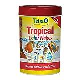 Tetra Tropical Color Flake Fish Food, 84.72 oz