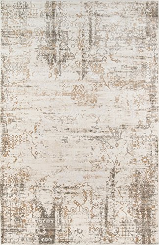 Momeni Rugs JULIEJU-01COP5076 Juliet Collection Transitional Area Rug, 5' x 7'6