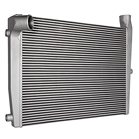 ECCPP Charge Air Cooler for Van Hool Bus (Air Cooled Shroud)