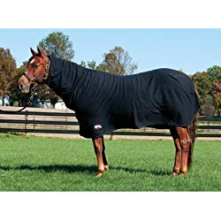 Fitted Fleece Cooler - Futurity Cut