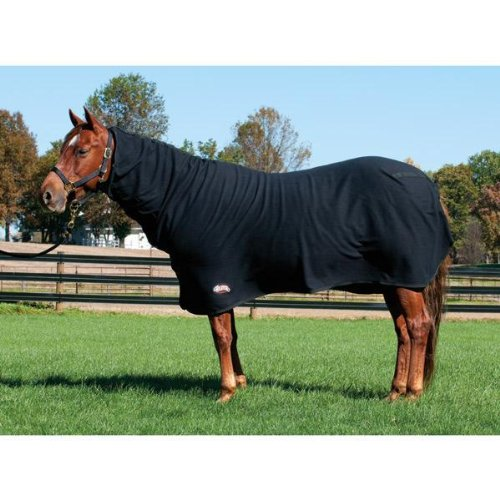 Fitted Fleece Cooler - Futurity (Equine Blanket)