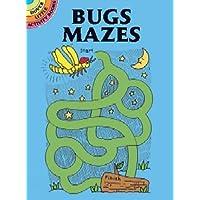 Dover Publications Bugs Mazes (Dover Little Activity Books)