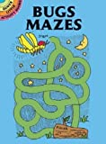 Dover Publications-Bugs Mazes (Dover Little Activity Books)