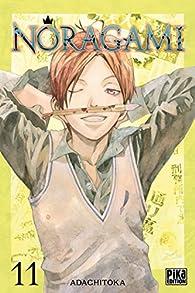 Noragami, tome 11 par  Adachitoka