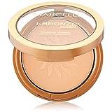 Marcelle I-Bronze Bronzing Powder, Medium Bronze, Hypoallergenic and Fragrance-Free, 8.5 g
