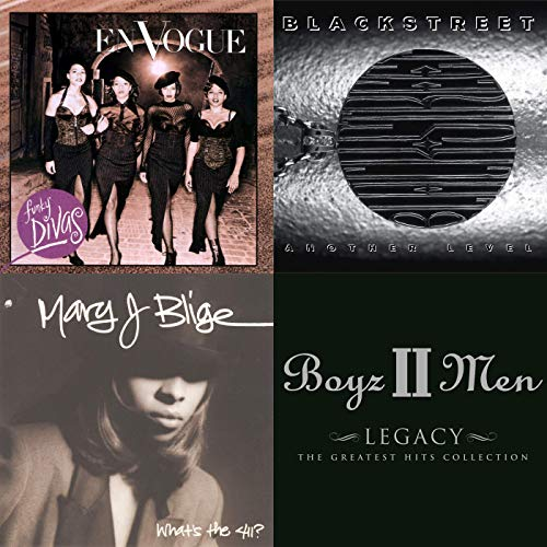 (50 Great '90s R&B Songs)