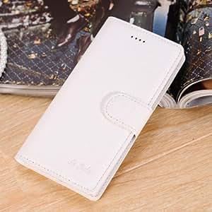 MOONCASE Cartera Funda Carcasa Cuero Tapa Case Cover Para Xiaomi Rice 3 M3 Blanco