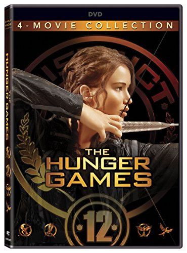Hunger Games Collection (Set Games Hunger)
