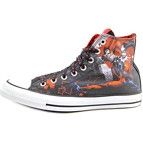 Chuck Sneakers Comics Converse Star DC Black All Red Taylor xRYfnEqf5