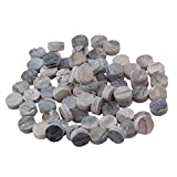 BQLZR 5mm Multicolor Abalone Shell Inlay Fingerboard Guitar Dots Pack of 1000
