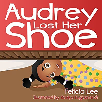 Audrey Lost Her Shoe