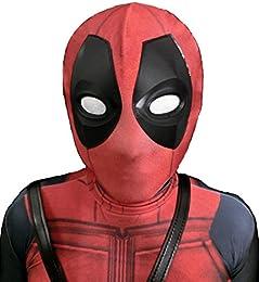 Unisex Lycra Spandex Zentai Halloween Cosplay Costumes Adult/Kids 3D Style  sc 1 st  Amazon.com & Amazon.com: 5XL - Costumes u0026 Cosplay Apparel / Men: Clothing Shoes ...
