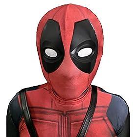 - 51awEpnTmqL - Unisex Lycra Spandex Zentai Halloween Cosplay Costumes Kids 3D Style