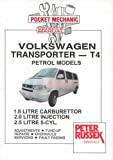 Volkswagen Transporter T4, 1, 8, 2.0 and 2.5 Litre Petrol Models from 1996