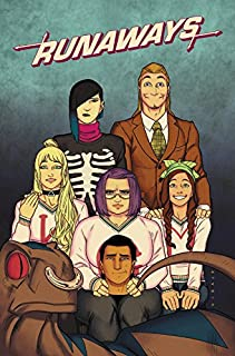 Book Cover: Runaways by Rainbow Rowell Vol. 2: Best Friends Forever