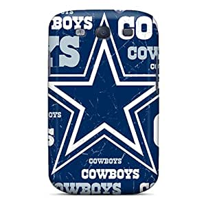 New Fashionable RareCases UMEjl404miNKM Cover Case Specially Made For Galaxy S3(dallas Cowboys)