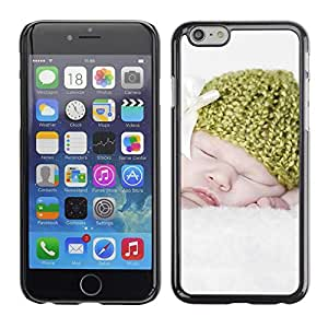 Soft Silicone Rubber Case Hard Cover Protective Accessory Compatible with Apple iPhone? 6+ & 6Plus (5.5 Inch) - sweet cute white mother