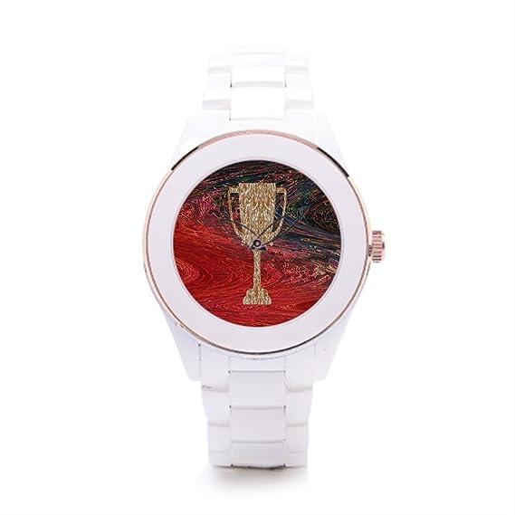 Relojes Marcas equipo Brother barato Cerámica relojes: Amazon.es: Relojes