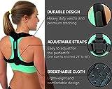 SPOEVO Back Posture Corrector for Women & Men