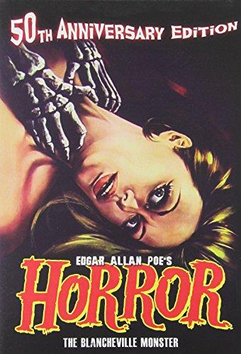 Edgar Allan Poe's Horror (AKA The Blancheville Monster) 50th Anniversary Edition