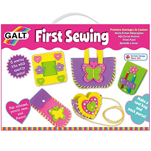 Galt Toys Inc First Sewing Kit