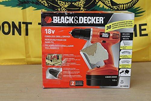 BLACK DECKER 3 8 in. 18-Volt Cordless Drill Driver