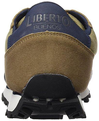 Marron Basses Lib67cl Homme Liberto Sneakers nqCIwx68U