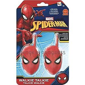 Spiderman Walkie Talkie