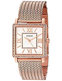 GUESS Women's U0826L3 Rose Gold