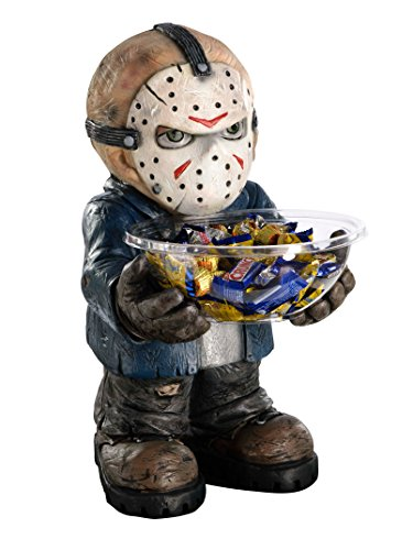 Rubie's Friday The 13th Jason Candy Bowl Holder ()