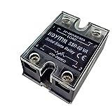 Hoymk Ssr-60va 60a Resistance Regulator Solid State Relay Temperature Control SSR 60va