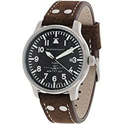 Aristo Men's Watch Messerschmitt Chronograph Pilot Watch ME-4H152