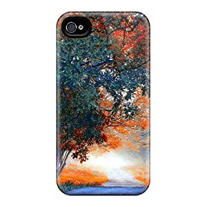 Series Skin Cases Covers For Iphone 6plus(early Autumn) by ruishername