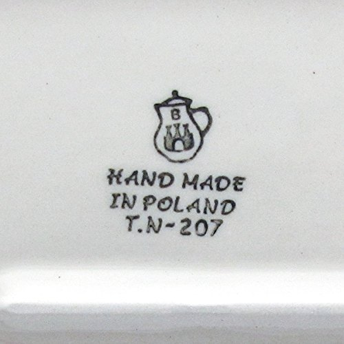 Polish Pottery 3.5'' Handmade Ramekin 409- French Country by Polish Pottery Boleslawiec (Image #2)