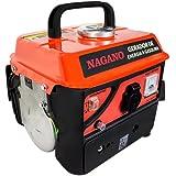Gerador de Energia a Gasolina Monofásico 2 Tempos Partida Manual 60 HZ NG96 NG962 - 220V