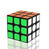 Newisland 3x3 Speed Puzzle Cube (Phoenix-Black)