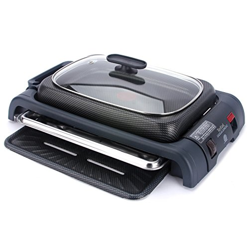 Tefal Excelio Comfort Electric Grill TG8000 Saute Pan 220V by Tefal