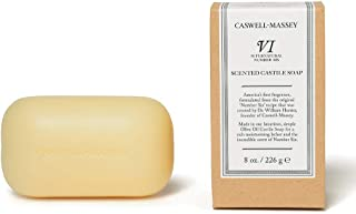 product image for Caswell-Massey Supernatural VI Oversized Saddle Castile Soap Bar - Natural Bath Soap With Citrus, Musk, and Amber Fragrance - 8 Oz