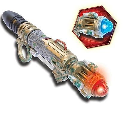 Amazon.com: Doctor Who Futuro destornillador sónico réplica ...
